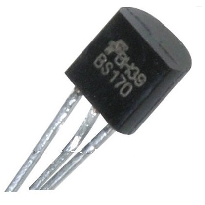 MOSFET BS170 (Canal N)