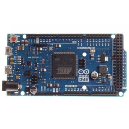 ARDUINO DUE R3 + CABO MINI USB