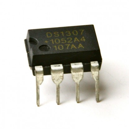 DS1307 (RTC-REAL TIME CLOCK)