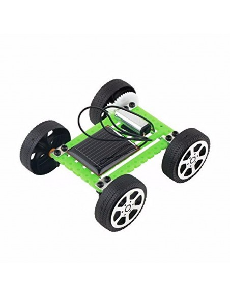 KIT Chassi - Mini Carro Solar Autônomo