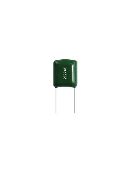 CAPACITOR POLIESTER 270nF/250V