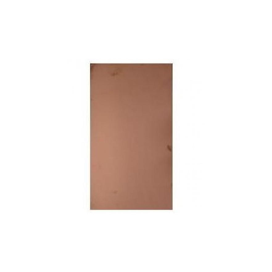 PLACA FENOLITE VIRGEM (FACE SIMPLES 10x20cm)