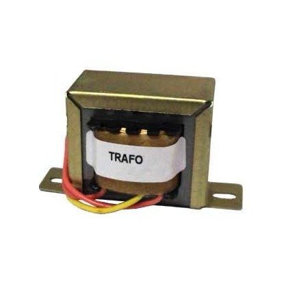 TRANSFORMADOR ABAIXADOR (9V+9V / 200mA)