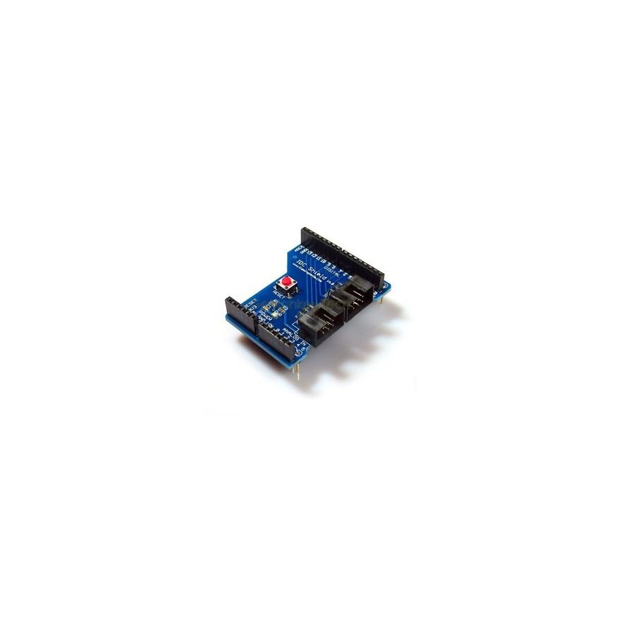 Shield IDC-6/SPI