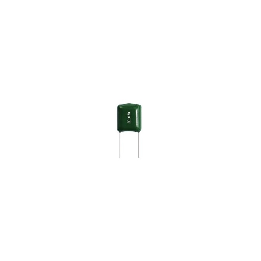 CAPACITOR POLIESTER 10nF/250V