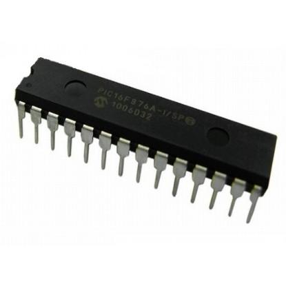 PIC16F876A - I/SP