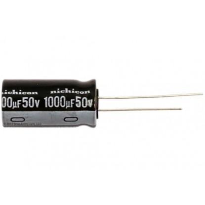 CAPACITOR ELETROLITICO 1000uF/50V