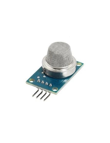 Módulo Sensor de Gás GLP,  CO (Monóxido de Carbono)  e Metano MQ-9