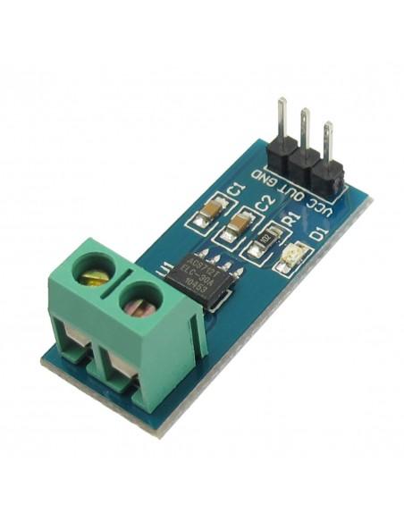 Módulo Sensor de Corrente Elétrica ACS712 - 30A