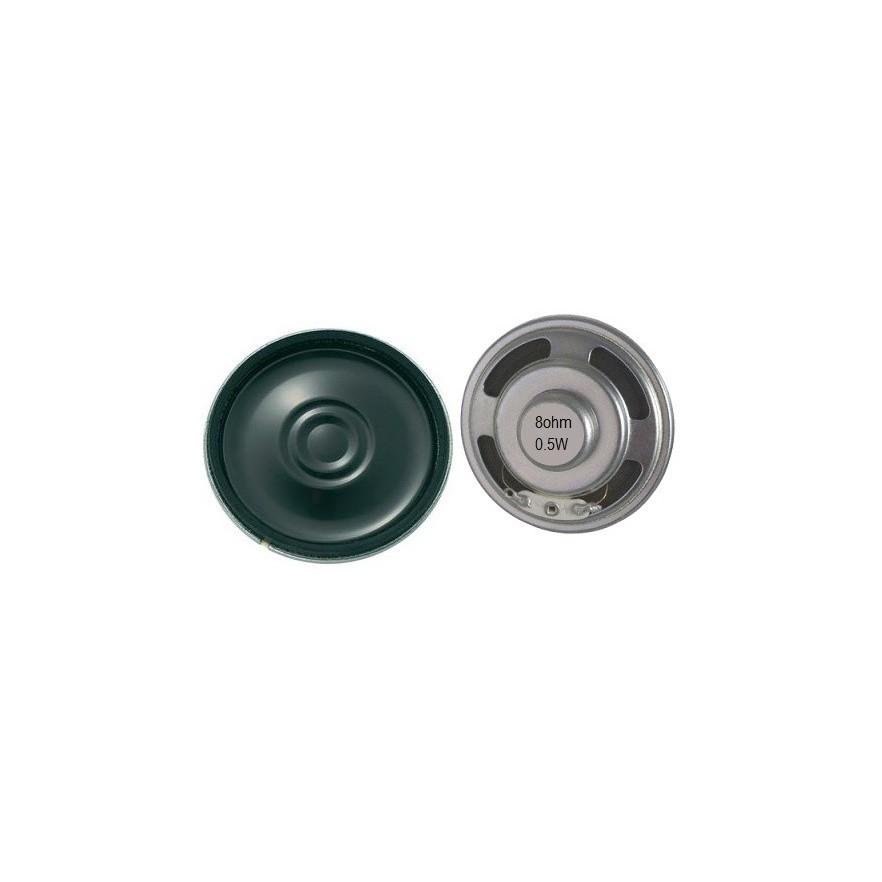 Alto-falante 40mm (8Ω - 0,5W)