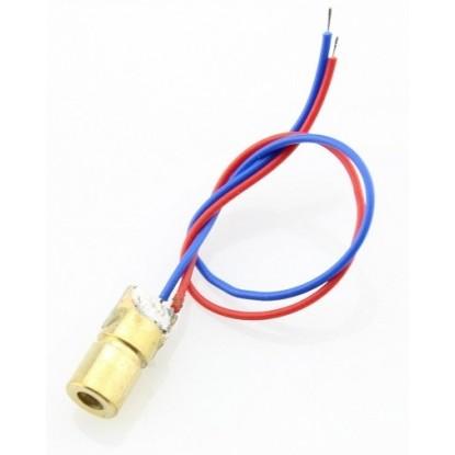 Sensor Laser Apontador - 5V