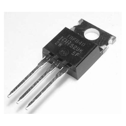 MOSFET IRF840 (Canal N)