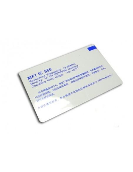 Cartão RFID MIFARE 1K - 13,56MHz