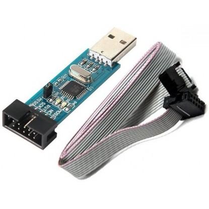 Gravador AVR USBasp + Cabo