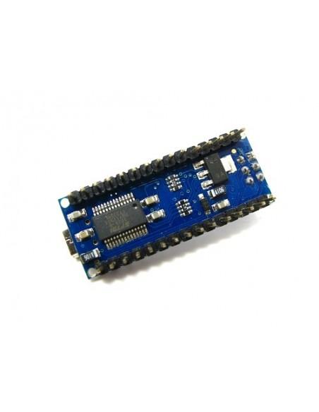 Arduino Nano R3 + Cabo Mini USB - verso