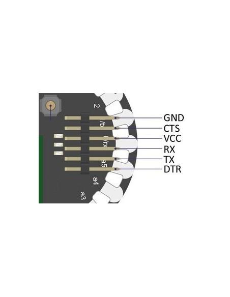 Arduino Lilypad - ATmega238P - gravação