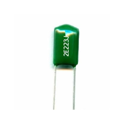 CAPACITOR POLIESTER 22nF/250V