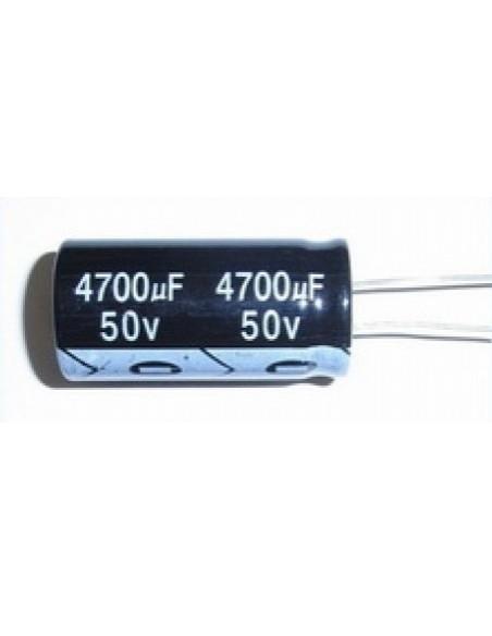 CAPACITOR ELETROLITICO 4700uF/50V