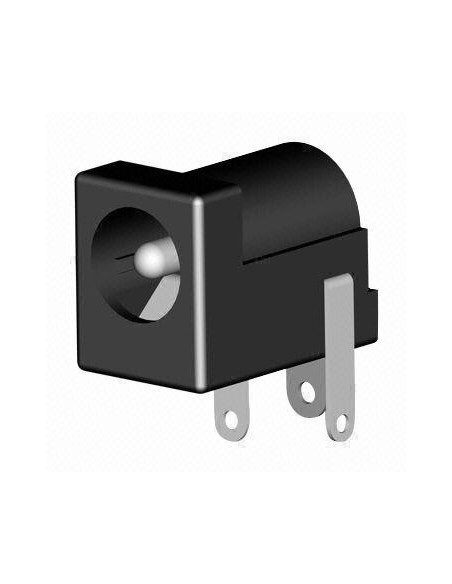 CONECTOR JACK DC - J4 (PCB - 2,5x5,5mm)