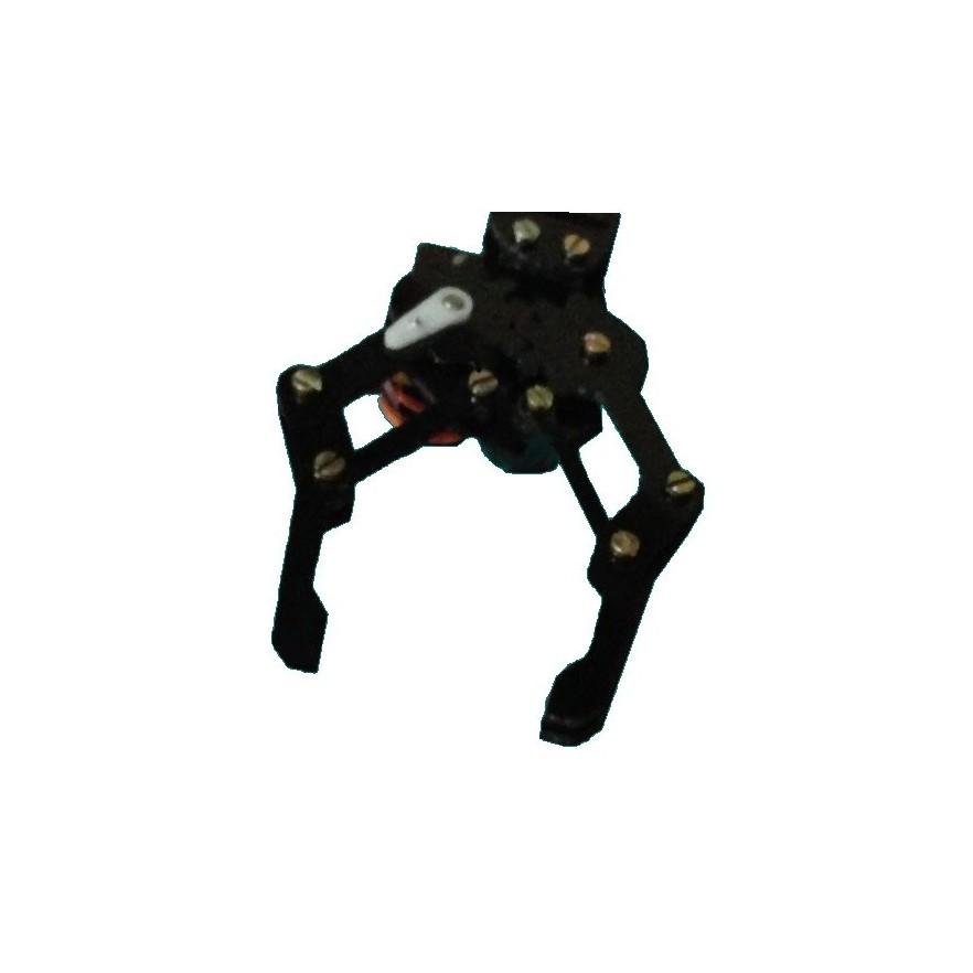 KIT Garra Robótica com Servo 9g
