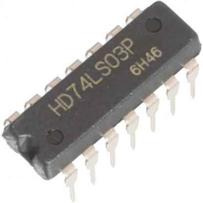 74LS03