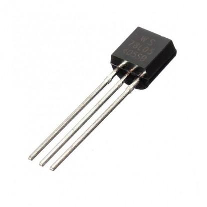 7805 (5V / 100mA)