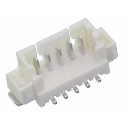 CONECTOR MOLEX HEADER VERTICAL MACHO 5T (SMD)