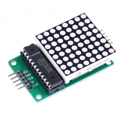 Módulo Matriz LED 8x8 com MAX7219