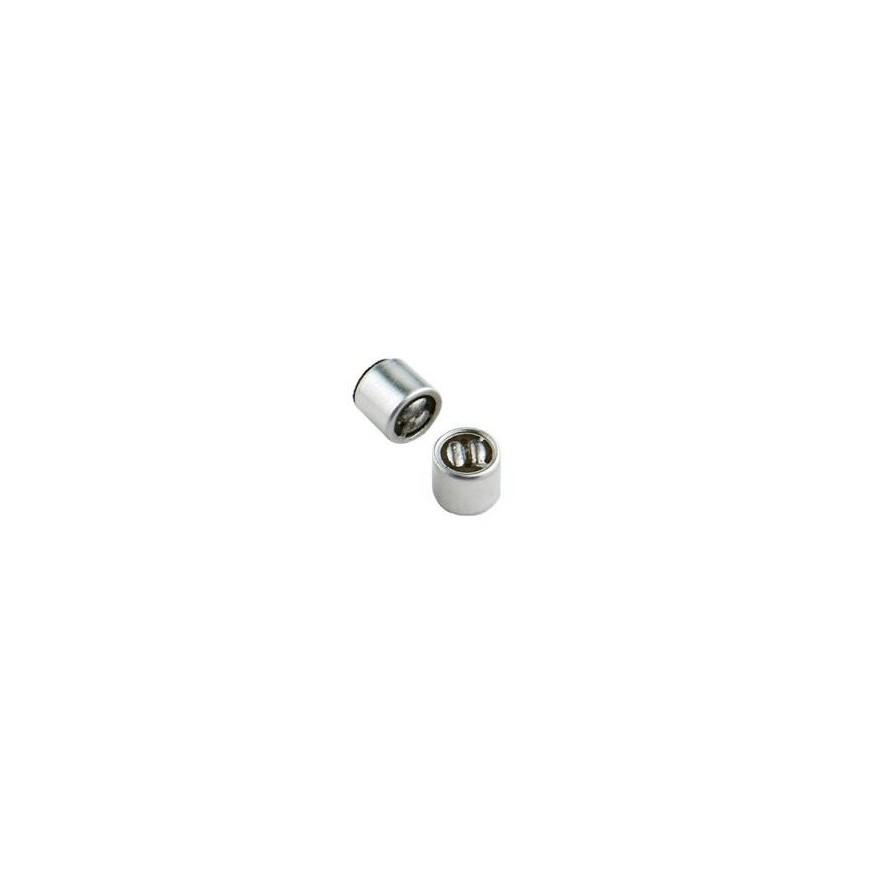 MICROFONE ELETRETO 2F (Pequeno 6x5)