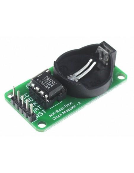 Módulo RTC com DS1302