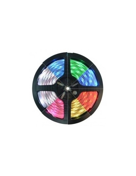 Fita de Led Colorida Alto Brilho SMD3528 - 12V