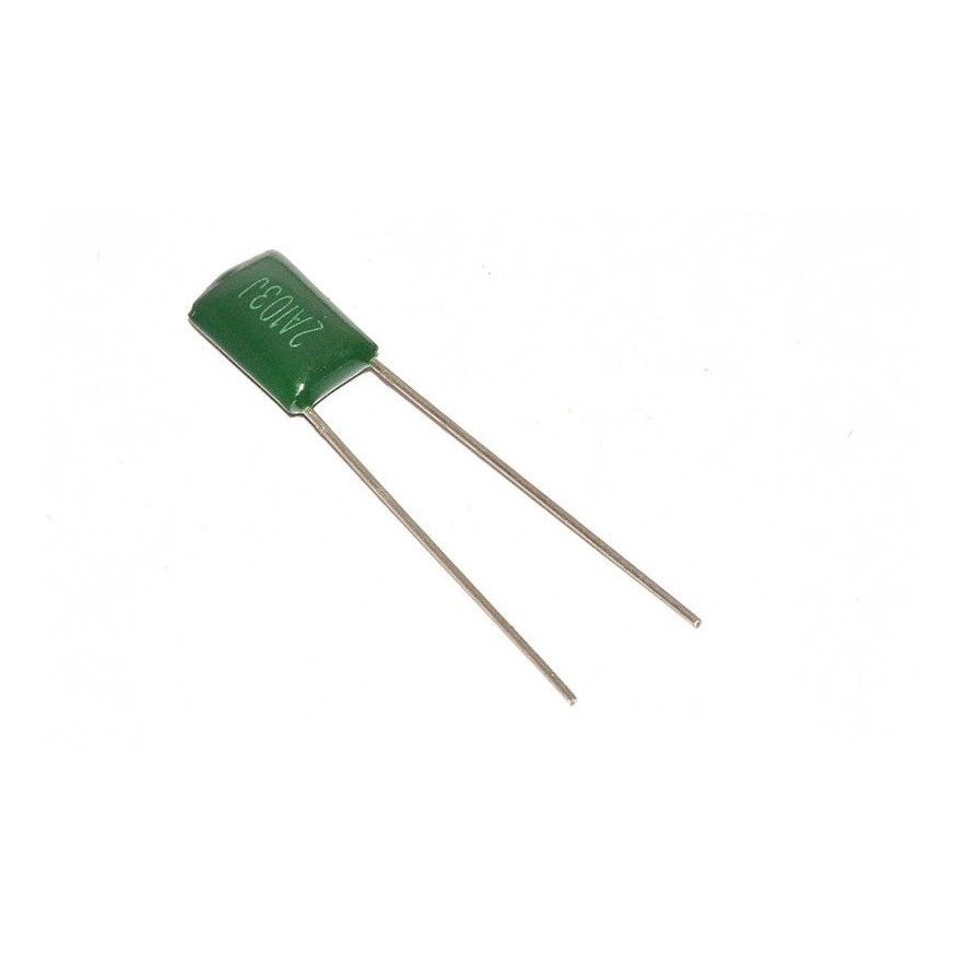 CAPACITOR POLIESTER 10nF/100V