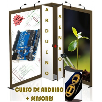Curso Arduino + Sensores