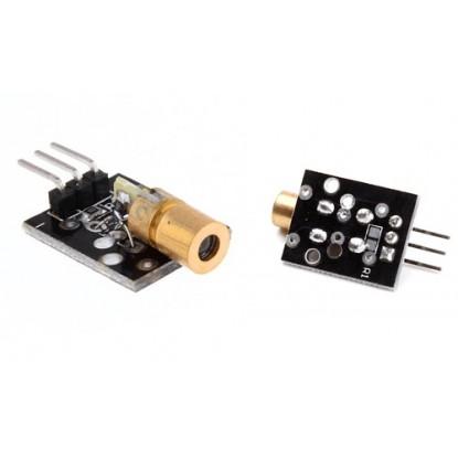 Módulo Sensor Laser Apontador - 5V
