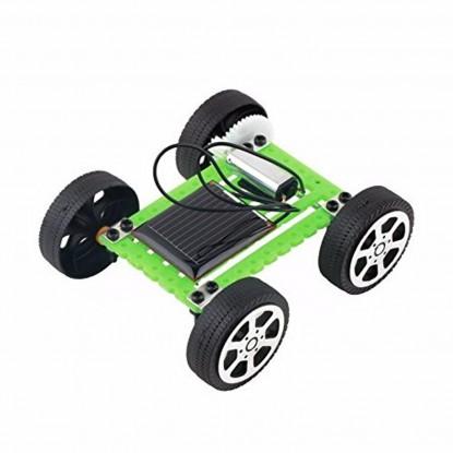 KIT Chassi 4WD - Mini Carro Solar Autônomo