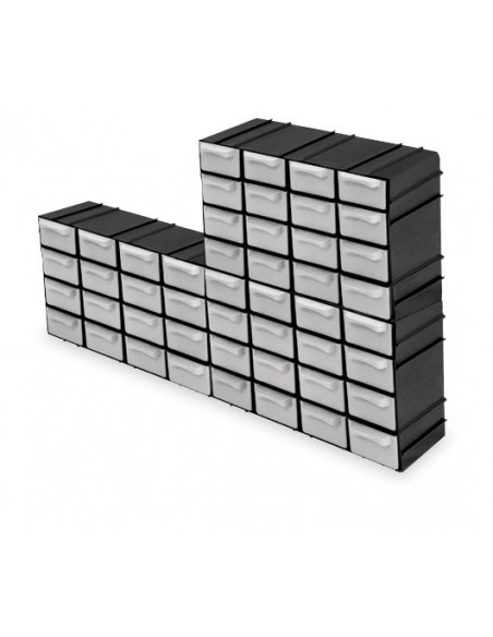 Gaveteiro Organizador 8 Gavetas  (7001) - modulados