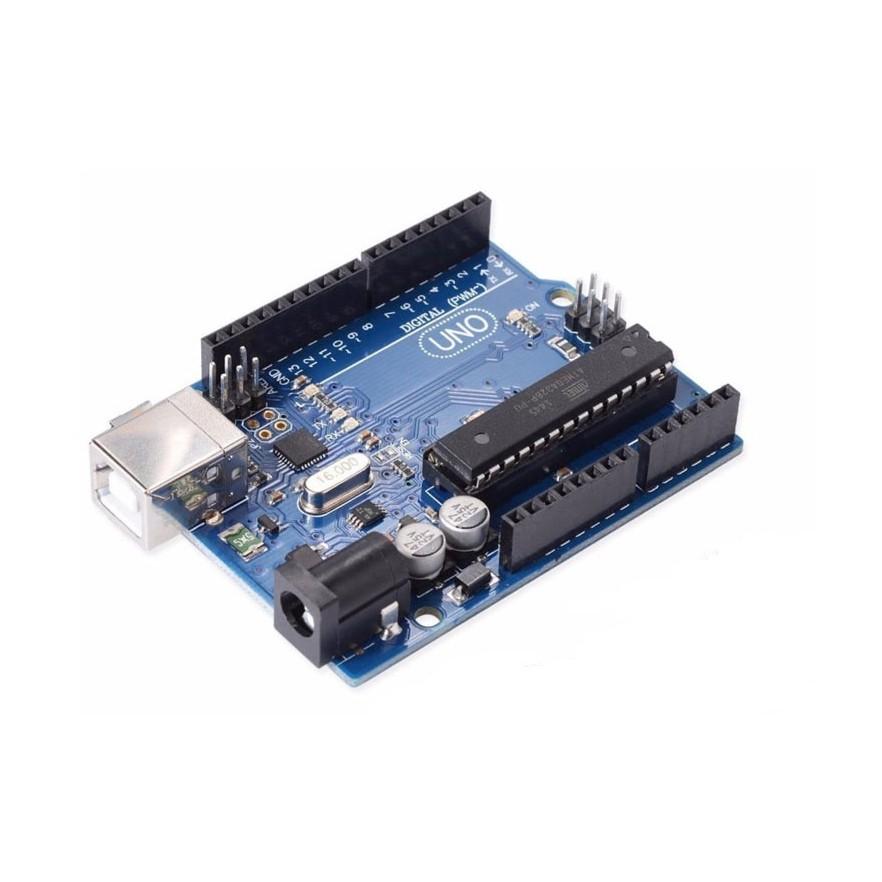 Arduino UNO com ATMega328 (Rev. 3) + Cabo USB