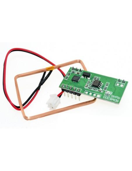 Módulo RFID 125KHz - RDM6300 - UART