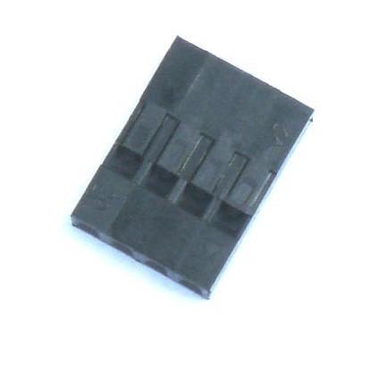 CONECTOR MODU FEMEA (Alojamento 01X04 - 180 graus)