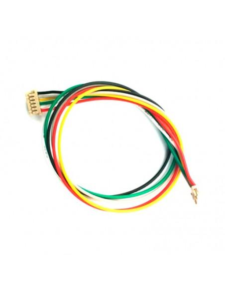 CABO COM CONECTORES JTS-XH2.5 FÊMEA-FÊMEA (6T)