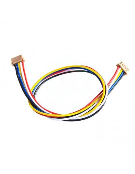CABO COM CONECTORES JTS-XH2.5 FÊMEA-FÊMEA (5T)