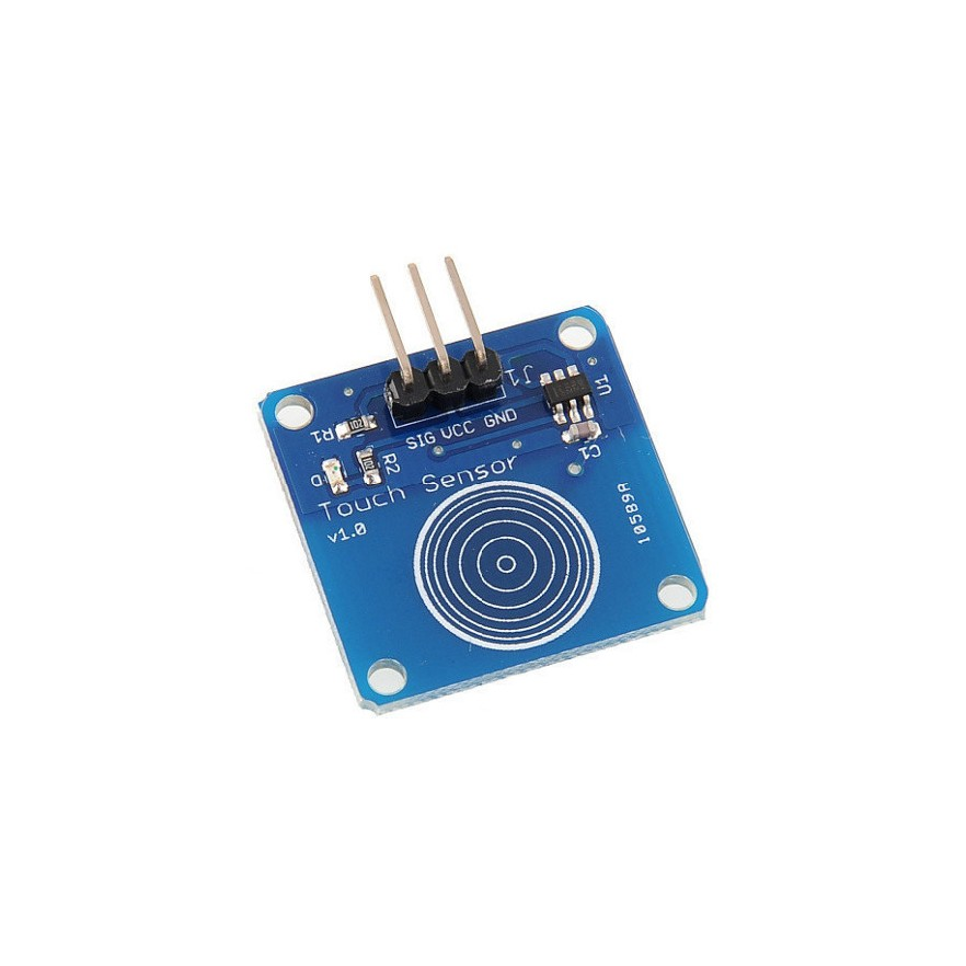 Sensor Touch Capacitivo TTP223B