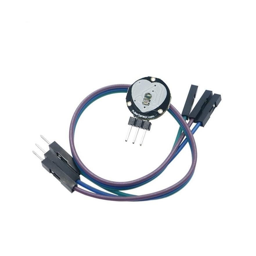 Sensor de Pulso e Frequência Cardíaca - Arduino