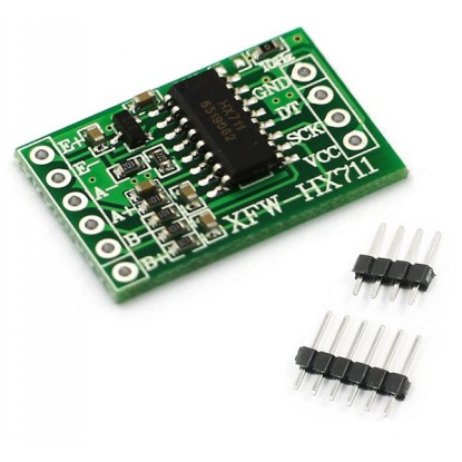 Módulo Conversor/Amplificador HX711 para Sensor de Peso