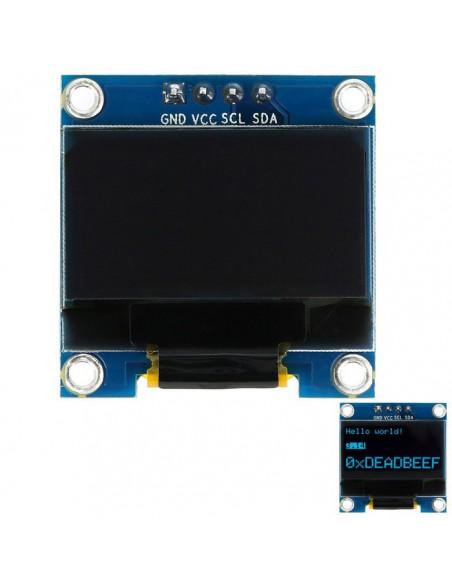 "Módulo Display OLED 128x64 0.96"" (Azul)"