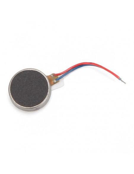 Motor de Vibração Chato com Fio (8x4mm)-frente