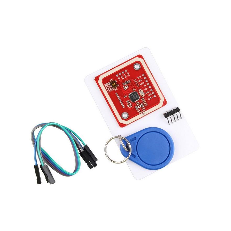 Módulo NFC/RFID-PN532 com Kit de TAGs 13,56MHz