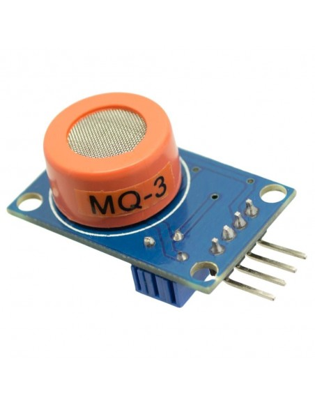 Módulo Sensor de Gás Álcool MQ-3