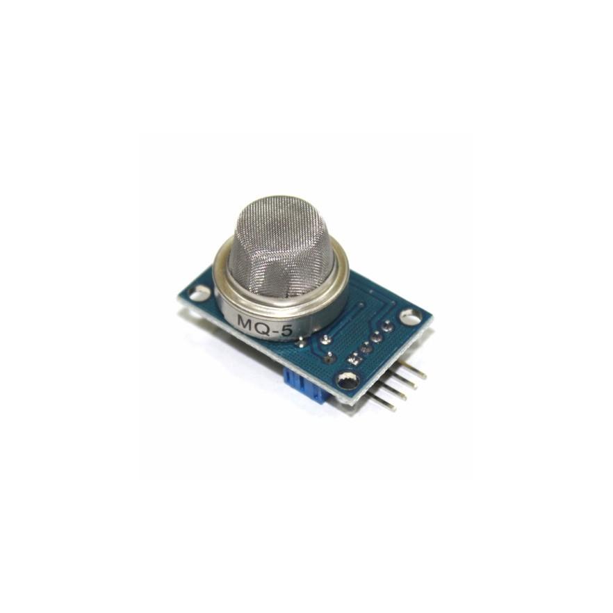 Módulo Sensor de Gás Natural e GLP MQ-5