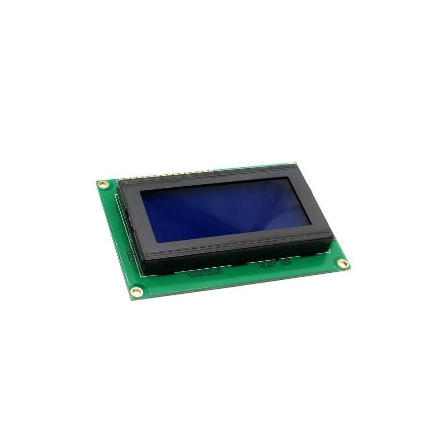 DISPLAY CRISTAL LÍQUIDO (LCD 16X04 - AZ/BR)